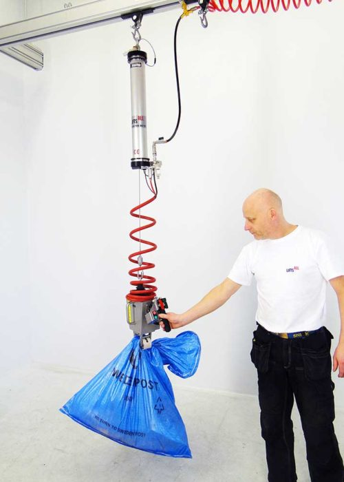 Standard Lifting mechanical bag lifter
